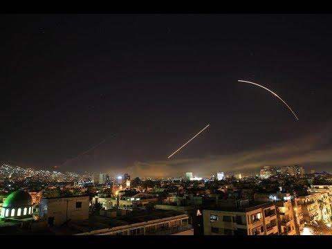 США и союзники выпустили 100 ракет по Сирии - DomaVideo.Ru