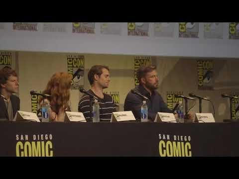 Comic Con Panel III - Festival Comic Con Panel III (Anglais)