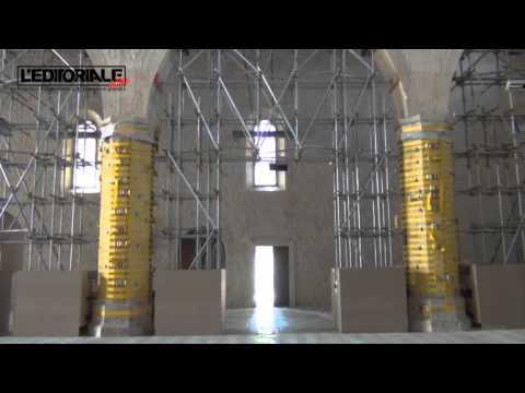 Intervista al professor Galeota sulla Basilica di Collemaggio
