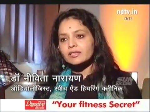 How to Prevent Hearing Loss - Nivita Narayan on NDTV India