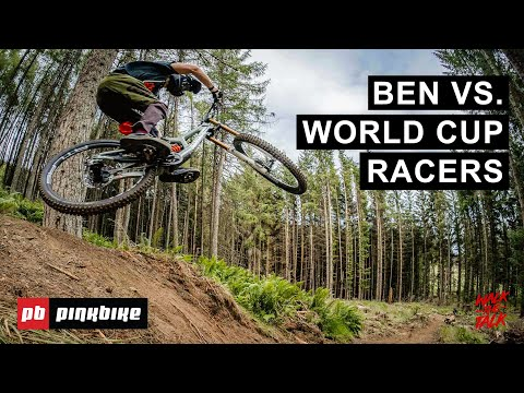 Is Ben Cathro Faster Than A World Cup DH Racer? | The Privateer: Walk The Talk EP 4
