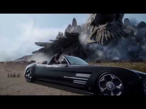 Final Fantasy 15/Final Fantasy XV – Gameplay Trailer (TGS 2014) (PS4/Xbox One)