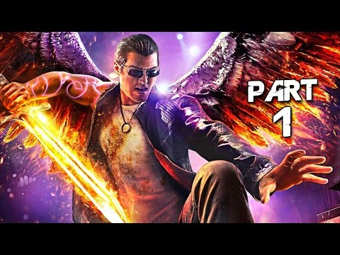 theradbrad - Saints Row Gat Out of Hell Walkthrough Gameplay Part 1 includes a Review and and Campaign Mission 1 of the Gat Outta Hell Single Player for PS4, Xbox One, PS3, Xbox 360 and PC. This Saints...