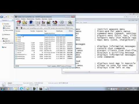 como instalar MOD repredador | counter strike 1.6