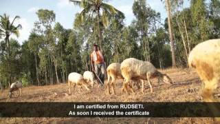 Augmenting self-employment in rural India