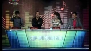 Chung Kết Cặp đôi Hoàn Hảo 2013 P2 - Thanh Thúy Và Dương Triệu Vũ Ngày 12/5/2013