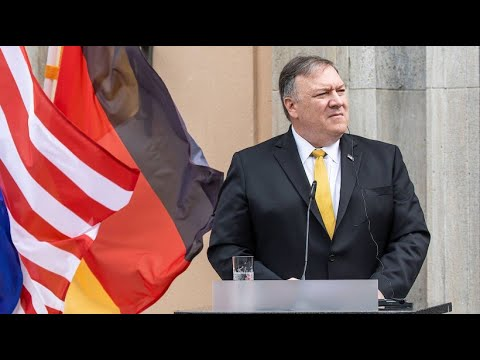 USA: Außenminister Pompeo warnt Deutschland vor 5G-Ausbau mit Huawei