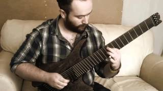 Download Lagu SHATTERED SKIES - Chasing After Time Guitar Playthrough by Ian Rockett Mp3