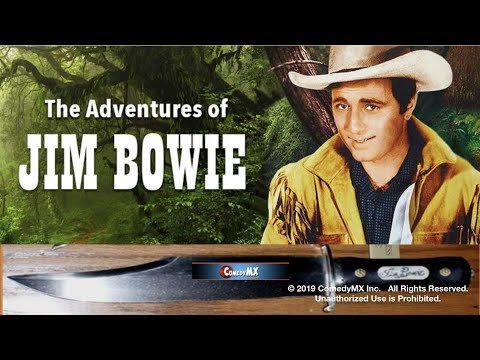 Adventures of Jim Bowie - Season 1 - Episode 1 - Birth of the Blade | Scott Forbes