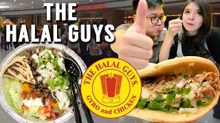 Video THE HALAL GUYS  Indonesia review !!!! MP3, 3GP, MP4, WEBM, AVI, FLV Maret 2018