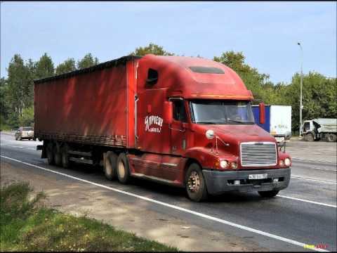 Грузовики freightliner trucks