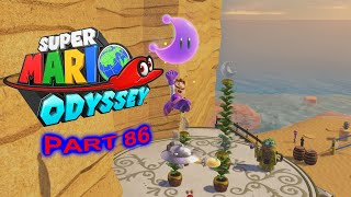 Super Mario Odyssey (Blind) Part 86 ~ The Importance of Mario in Smash.
