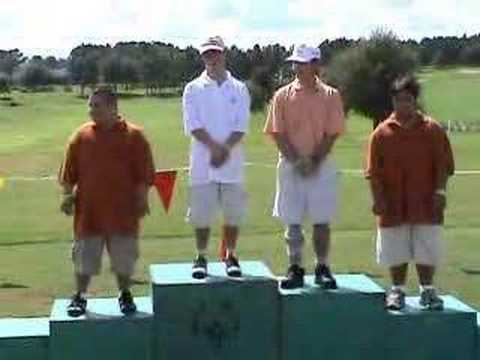 Watch video Down Syndrome Golf Skills