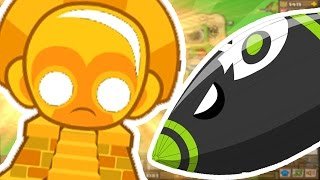 BLOONS TOWER DEFENSE 5 - SPECIAL MISSIONS AND BEST TOWER IN THE GAME