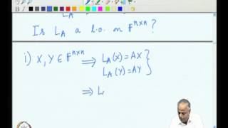 Mod-06 Lec-18 Linear Transformations Part 2