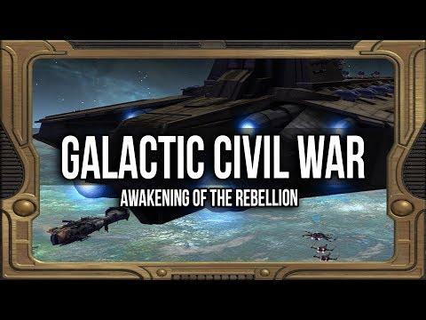 Galactic Civil War | AOTR | Rebel Campaign 2, Episode 1