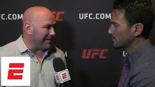 Dana White on Conor McGregor-Khabib Nurmagomedov fight, Nate Diaz antics | ESPN