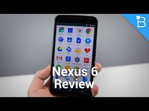 technobuffalo - The Nexus 6 is a hulking brute, a linebacker of a phone. Out of the numerous big handsets we've seen this year, Google's new beast is among the biggest, larg...