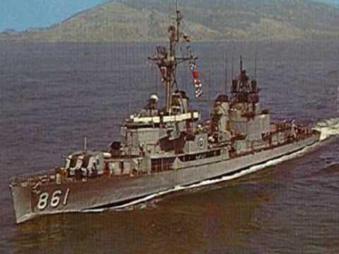 USNM Interview of David Greenfield Part One Service on the USS Harwood 1959 to 1962