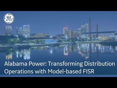 Alabama Power: Transforming Distribution Operations with Model-based FISR
