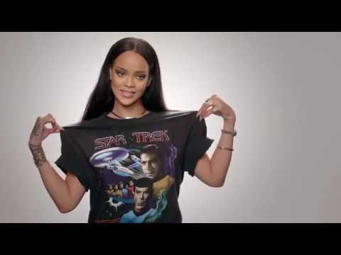 Star Trek Beyond (Featurette 'Rihanna')
