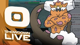 BW1 Dream World OU Tournament Round 2: aim vs. LSB by PokeaimMD