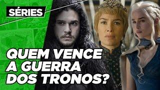 A 7ª Temporada de Game of Thrones está chegando e nós discutimos algumas teorias sobre o destino da Guerra dos Tronos!