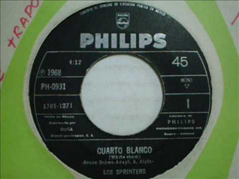 Lluvia y Lagrimas - Los Sprinters 1968 (Aphrodite's child - Rain and tears, cover en español)