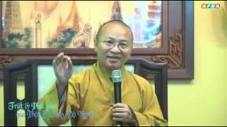 Triết lý Phật giáo qua các Phật tích Ấn Độ và Nepal - Thích Nhật Từ