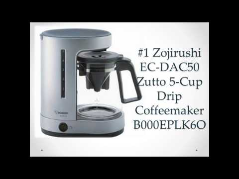 Drip Coffeemaker for Home 2014 Best Coffee Maker