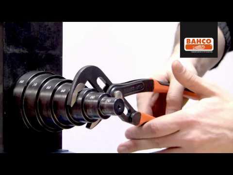 7224 Bahco Slip Joint Plier