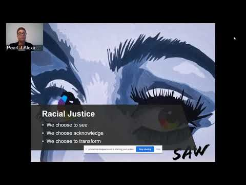 Anti-Racism and the Practice of Racial Justice: Taking Positive Action