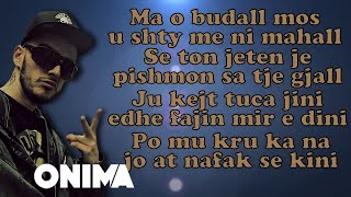 Gold AG Ft. Barooti - Me Neve Nuk Ka (Official Video Lyrics)