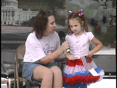 Salute to America Little Mr. $ Miss Independence Contest