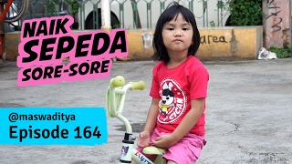 Video Naik Sepeda Sore MP3, 3GP, MP4, WEBM, AVI, FLV April 2019
