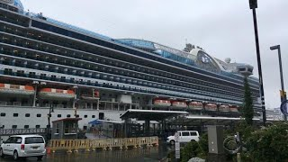 """A cruise ship was diverted to Juneau, Alaska, so the FBI could begin investigating a death. A 39-year-old woman from Utah who was on an Emerald Princess cruise died last night as a result of a domestic dispute. Stephanie Sy has more.Subscribe to the """"CBS Evening News"""" Channel HERE: http://bit.ly/1S7DhikWatch Full Episodes of the """"CBS Evening News"""" HERE: http://cbsn.ws/23XekKAWatch the latest installment of """"On the Road,"""" only on the """"CBS Evening News,"""" HERE: http://cbsn.ws/23XwqMHFollow """"CBS Evening News"""" on Instagram: http://bit.ly/1T8icTOLike """"CBS Evening News"""" on Facebook HERE: http://on.fb.me/1KxYobbFollow the """"CBS Evening News"""" on Twitter HERE: http://bit.ly/1O3dTTeFollow the """"CBS Evening News"""" on Google+ HERE: http://bit.ly/1Qs0aamGet your news on the go! Download CBS News mobile apps HERE: http://cbsn.ws/1Xb1WC8Get new episodes of shows you love across devices the next day, stream local news live, and watch full seasons of CBS fan favorites anytime, anywhere with CBS All Access. Try it free! http://bit.ly/1OQA29B---The """"CBS Evening News"""" premiered as a half-hour broadcast on Sept. 2, 1963. Check local listings for CBS Evening News broadcast times."""