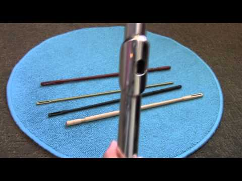 Learn Flute Online: Your Flute's Tuning Rod -Module 05 Online Flute Lessons