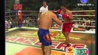Khmer Sports - KunKhmer Vs Muay Thai