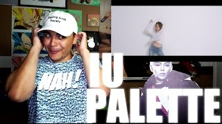 Video IU - Palette Feat. G-DRAGON MV Reaction [LOVE THIS!] MP3, 3GP, MP4, WEBM, AVI, FLV Agustus 2017