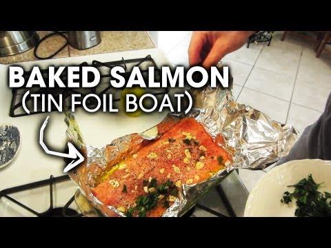 Salmon Recipes - Magazine cover