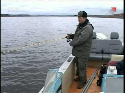 мп4 про рыбалку
