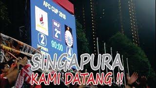 Nontonbola   Singapura Kami Datang      Afc Cup 2018   Tampines Rovers Vs  Persija Jakarta