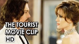"Johnny Depp in ""I'm Elise"" Movie Clip from The Tourist"