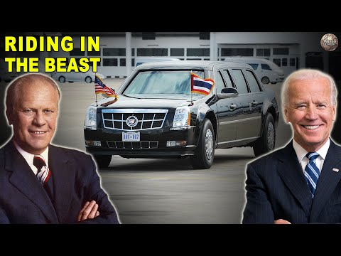 What It Is Like to Ride In the Presidential Limo