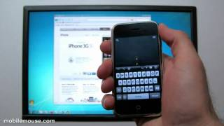 Mobile Mouse Lite YouTube video