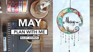 Don't believe we are already in May! Here's my set up, enjoy x The main things I've used in this video are:Leuchtturm 1917 notebook - linedMini Nu board - Canzay 4 white & 4 clear pages (double sided).For Nu board first impressions check out the Japanese Ep.1 Haul - https://youtu.be/t7x5CrlfxroZebra Mildliner - turquoiseStaedtler Pigment LinerWinsor & Newton Water ColoursFor more Bullet Journal flipthroughs check out My first bullet journal: https://youtu.be/nIbQDOoQE5EPlan with me March: https://youtu.be/eQZiqr55j9oThanks for Watching Jenny@SpottedJournal----OTHER LINKSBlog : http://www.spottedjournal.com/Instagram : https://www.instagram.com/spottedjournal/Facebook : https://www.facebook.com/thespottedjournal/Twitter : https://twitter.com/spottedjournal---- VIDEOEdited & Filmed by MeUsing Final Cut Pro X & Canon G7X----FTCThis video was not sponsored.