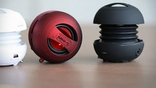 X mini II kapsül hoparlör ve NewKube MP3 çalar incelemesi