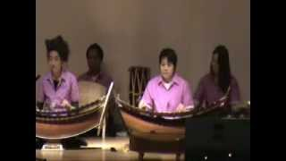 Soas Thai Music Group And The Thai Music Circle In The UK - Ho