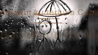 Langit Menangis - Nazim Othman (LIRIK)