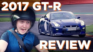 2017 Nissan GT-R Review: Sexier, Better And More Brutal On Track by Car Throttle